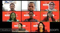 Webinar Internasional Menulis Kreatif dalam Mode Pembelajaran Daring