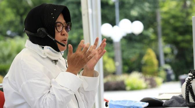 Kajian Pembukaan Kembali Sekolah Di Surabaya Terus Dimatangkan