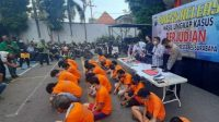 Bandar Judi Berpenghasilan Puluhan Juta Ditangkap Polisi
