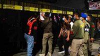 9 Heaven Karaoke Kena Razia Petugas Gabungan Surabaya