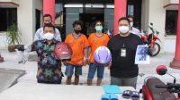 Unit Resmob Polrestabes Surabaya Tangkap 2 Residivis Curanmor