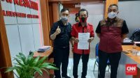 Temukan Stiker Provokasi, PDIP Surabaya Lapor Polisi