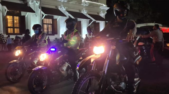 Polrestabes Surabaya Terjunkan Tim Pemburu Pelanggar Protokol Kesehatan