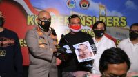 Pengedar Sabu Tingkat Nasional Ditindak Tegas Polisi di Surabaya
