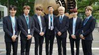 BTS Kembali Pidato Di Sidang Umum PBB