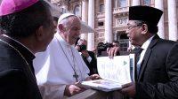 Di PBB, Gus Yahya Sampaikan Visi Soal Abrahamic Faiths Initiative