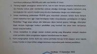 Kemendikbud Ingatkan Rektor UNESA