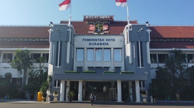 Pejabat Pemkot Masuk Jadi Timses Paslon Peserta Pilwali Surabaya?