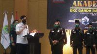 Resmi Dilantik, Pengurus Garda Bangsa Siap Kawal MA-Mujiaman Sampai Balai Kota