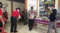 Tim Juri Polrestabes Surabaya Sidak KTS RW09 Kelurahan Medokan Ayu