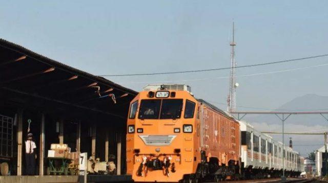 INKA Akan Bangun Jalur Kereta Api di Afrika
