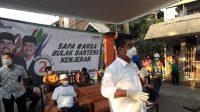 Machfud-Mujiaman janjikan dana stimulus Rp1 juta per KK di Surabaya