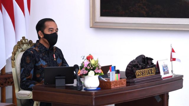 Presiden Berharap Pertumbuhan Positif Sektor Pertanian di Tengah Pandemi Covid-19 Tetap Terjaga