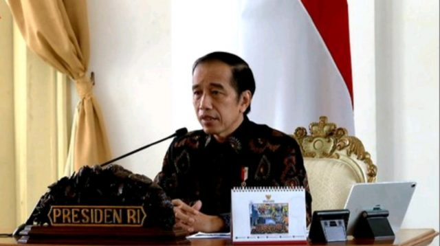 Pernyataan Lengkap Presiden Jokowi Soal Omnibus Law