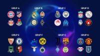 Hasil Undian Liga Champions, Sajian Klasik Rivalitas Messi vs Ronaldo Lagi