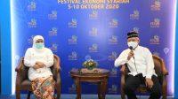 FESyar 2020, Khofifah: Jadi Momentum Geliat Pertumbuhan Ekonomi Syariah di Tengah Pandemi