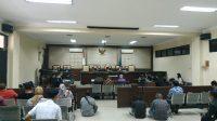 Vonis Tiga Mantan Anak Buah Saiful Ilah Bervariasi