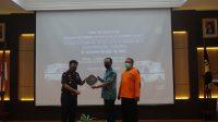 Bea Cukai Tanjung Perak Surabaya Hibahkan Mobil Ambulans ke Laznas LMI