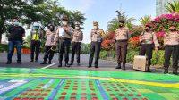 4000 Personel Gabungan Siap Amankan Demonstrasi UU Cipta Kerja di Surabaya