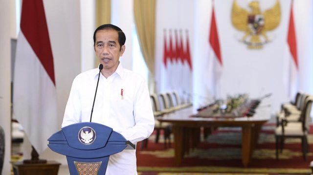 Jokowi: Disinformasi sebagai Penyebab Masyarakat Menolak UU Cipta Kerja