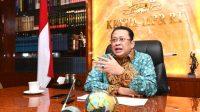 Ketua MPR Minta Pemerintah dan DPR Membuka Dialog dengan Buruh dan Pihak Terkait UU Cipta Kerja