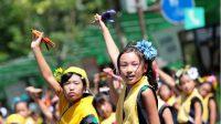 Festival Yosakoi Surabaya Meriahkan Indonesia Japan Online Festival 2020