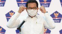 Angka Kesembuhan Covid-19 di Indonesia Terus Meningkat