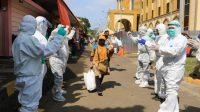 Pasien Sembuh Covid-19 Indonesia Bertambah 3.769 Jadi 244.060 Orang