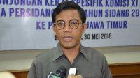 Soepriyatno Ketua DPD Partai Gerindra Jawa Timur Meninggal Dunia