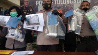 Polisi Tangkap Enam Remaja Pelaku Vandalisme Demo UU Cipta Kerja