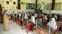 SD dan SMP Kota Mojokerto Mulai Uji Coba Pembelajaran Tatap Muka