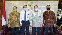Terima Deputi Pencegahan KPK, Bamsoet Bahas Sinergisitas KPK dan Pelaku Dunia Usaha