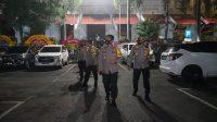 Kapolda Jatim Melakukan Kunjungan Kerja Perdana Ke Polrestabes Surabaya