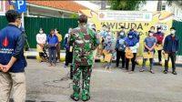 Pasien Di RS Lapangan Jawa Timur Melonjak