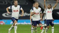 Tottenham Jegal Langkah Manchester City Menuju Puncak Klasemen