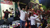 Safari Politik di Kandang Rivalnya, Eri Cahyadi Tebarkan Pesan Surabaya Adem