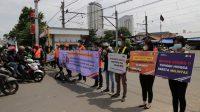 22 Kecelakaan Terjadi di Pelintasan Sebidang, KAI Terus Sosialisasikan Disiplin Lalu Lintas
