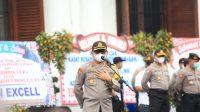 Jelang PAM TPS Pilkada 2020, 800 Personel Polrestabes Surabaya Serta Polsek Jajaran Di Swab Test