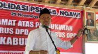 PSI: Menangkan Kotak Kosong di Pilkada Ngawi