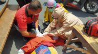 Kronologi Kecelakaan Pengendara Motor yang Meninggal di Lidah Wetan