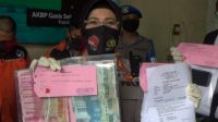 Polisi Ungkap Sindikat Pemalsu Surat Hasil Rapid Test Di Surabaya