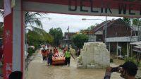 Ini Langkah Pemkab untuk Penanganan Sementara Banjir di Gresik