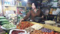 Protokol Kesehatan Di Pasar Tradisional Surabaya Diawasi Ketat