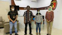 Viral Bercumbu Di Jalan Kenjeran Surabaya Lalu Serahkan Diri Ke Polisi