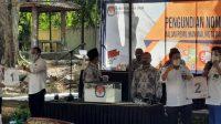 Hasil Survei SSC Soal Elektabilitas Paslon Di Pilwali Surabaya