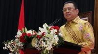 Ketua MPR Sampaikan Bela Sungkawa Atas Wafatnya Muladi