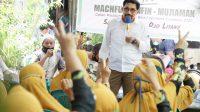 Survei ARC Indonesia: Elektabilitas Machfud Arifin Salip Eri Cahyadi