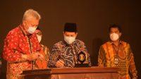Berdayakan Pesantren, OPOP Training Center Unusa Gandeng BI Jatim