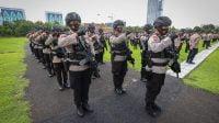 Ribuan Personel Gabungan Siap Amankan Pilkada Gresik