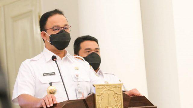 Positif Covid-19, Gubernur dan Wakil Gubernur DKI Jakarta Isolasi Mandiri